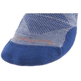 Smartwool PhD Pro Approach Light Elite Mini Socks Women Blue Steel